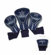 Dallas Cowboys Golf Headcovers - 3 Pack