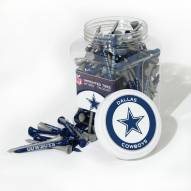 Dallas Cowboys 175 Golf Tee Jar