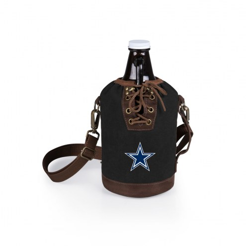 Dallas Cowboys Growler Tote with Growler