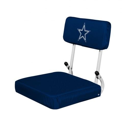 Dallas Cowboys Hardback Stadium Seat