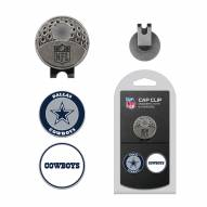 Dallas Cowboys Hat Clip & Marker Set