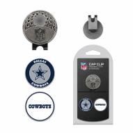 Dallas Cowboys Hat Clip & Marker Set