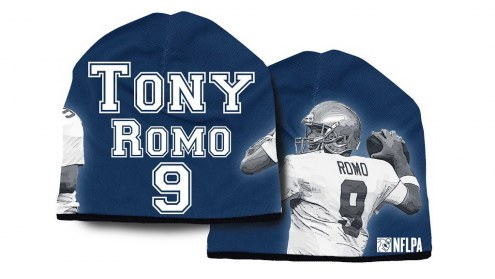 Dallas Cowboys Heavyweight Tony Romo Beanie