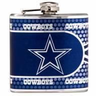 Dallas Cowboys Hi-Def Stainless Steel Flask