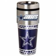Dallas Cowboys Hi-Def Travel Tumbler