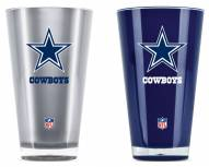 Dallas Cowboys Home & Away Tumbler Set