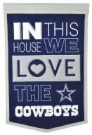 Dallas Cowboys Home Banner