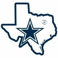 "Dallas Cowboys Home State 11"""" Magnet"