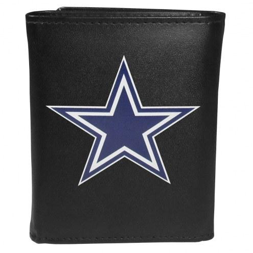 Dallas Cowboys Large Logo Tri-fold Wallet