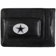 Dallas Cowboys Leather Cash & Cardholder