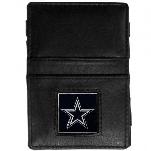 Dallas Cowboys Leather Jacob's Ladder Wallet