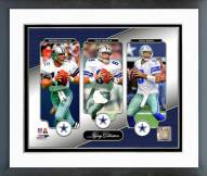 Dallas Cowboys Legacy Collection Framed Photo