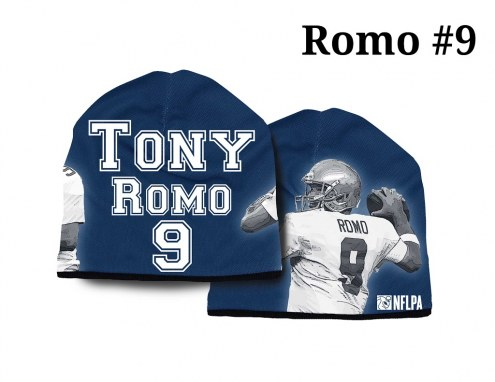 Dallas Cowboys Lightweight Tony Romo Beanie
