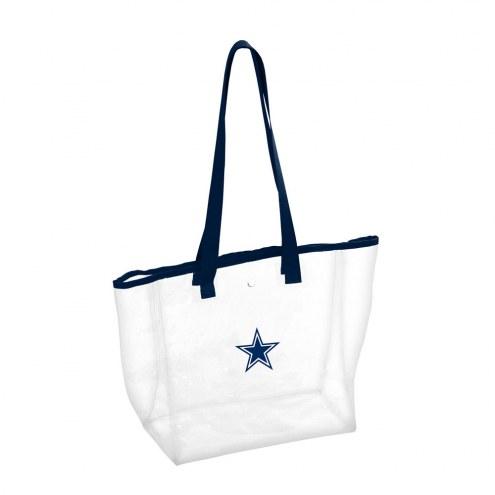 Dallas Cowboys Clear Stadium Tote