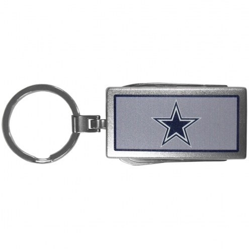 Dallas Cowboys Logo Multi-tool Key Chain