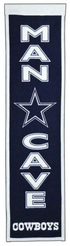Dallas Cowboys Man Cave Banner