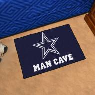 Dallas Cowboys Man Cave Starter Mat