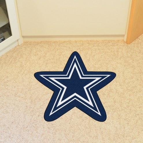 Dallas Cowboys Mascot Mat