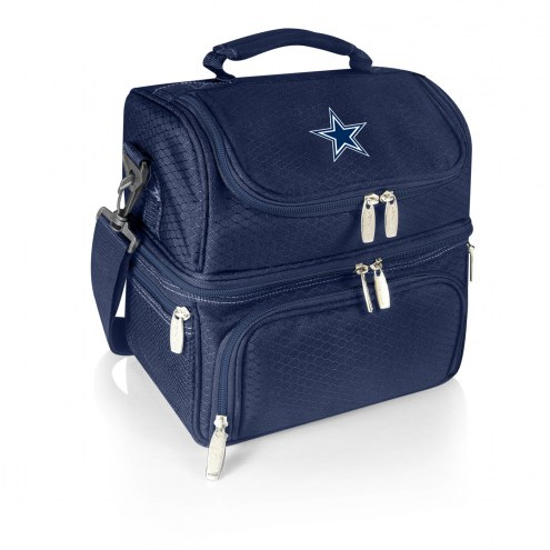 Dallas Cowboys Navy Pranzo Insulated Lunch Box