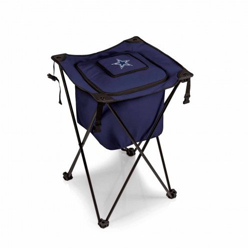 Dallas Cowboys Navy Sidekick Portable Cooler