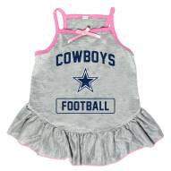 Dallas Cowboys NFL Gray Dog Dress