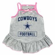 Dallas Cowboys NFL Gray Dog Dress