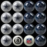 Dallas Cowboys NFL Home vs. Away Pool Ball Set