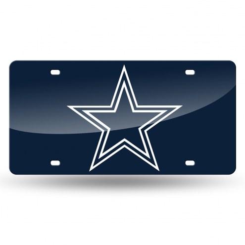 Dallas Cowboys NFL Laser Cut License Plate