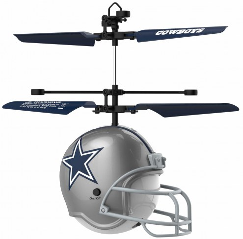 Dallas Cowboys NFL RC Helmet Flyer