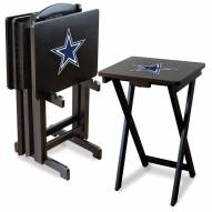 Dallas Cowboys NFL TV Trays - Set of 4