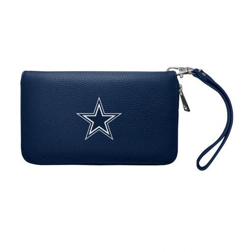 Dallas Cowboys Pebble Organizer Wallet