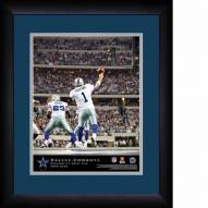 Dallas Cowboys Personalized 13 x 16 NFL Action QB Framed Print 5d72aa11b