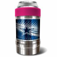 Dallas Cowboys Pink 12 oz. Locker Vacuum Insulated Can Holder