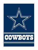 Dallas Cowboys NFL Premium 2-Sided House Flag