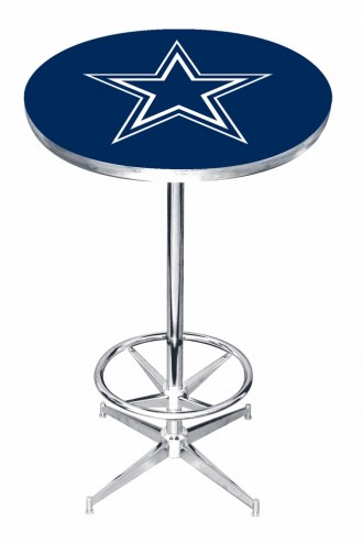 Dallas Cowboys Pub Table