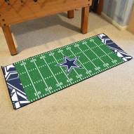 Dallas Cowboys Quicksnap Runner Rug