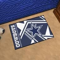Dallas Cowboys Quicksnap Starter Rug
