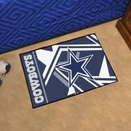 Dallas Cowboys Quicksnap Starter Rug