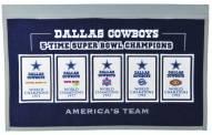 Dallas Cowboys Rafter Raiser Banner