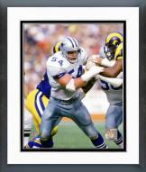 Dallas Cowboys Randy White - 1985 Action Framed Photo