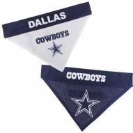 Dallas Cowboys Reversible Dog Bandana