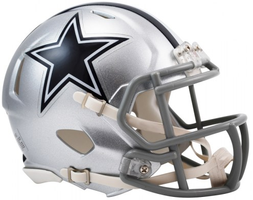 Dallas Cowboys Riddell Speed Mini Collectible Football Helmet