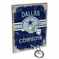 Dallas Cowboys Ring Toss Game