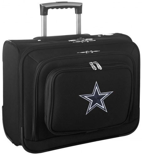 Dallas Cowboys Rolling Laptop Overnighter Bag