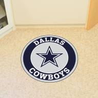 Dallas Cowboys Rounded Mat