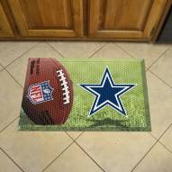 Dallas Cowboys Scraper Door Mat