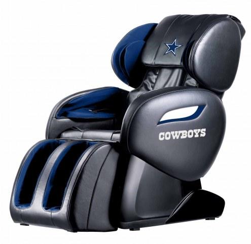 Dallas Cowboys Shiatsu Zero Gravity Massage Chair