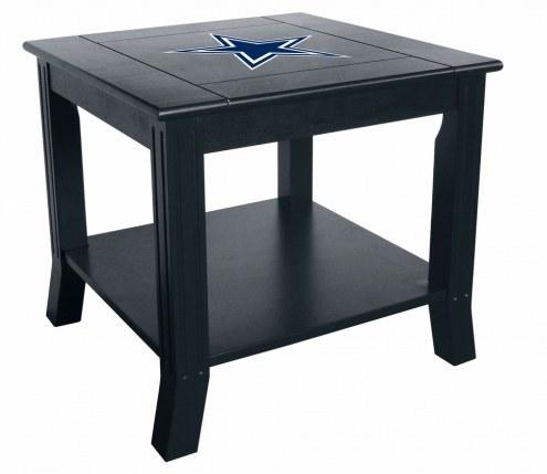 Dallas Cowboys Side Table