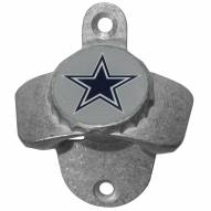 Dallas Cowboys Wall Mounted Bottle Opener