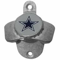 Dallas Cowboys Wall Mounted Bottle Opener